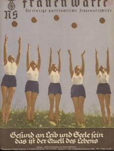 N.S. Frauen-Warte : Zeitschrift der N. S. Frauenschaft, 6.Jahrgang 1938, H. 19