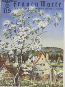N.S. Frauen-Warte : Zeitschrift der N. S. Frauenschaft, 6.Jahrgang 1938, H. 22