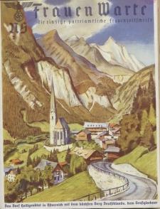 N.S. Frauen-Warte : Zeitschrift der N. S. Frauenschaft, 6.Jahrgang 1938, H. 24