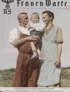 N.S. Frauen-Warte : Zeitschrift der N. S. Frauenschaft, 7.Jahrgang 1938, 2. August, H. 4