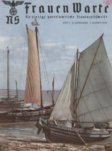 N.S. Frauen-Warte : Zeitschrift der N. S. Frauenschaft, 8.Jahrgang, 1. Juli 1939, H. 1