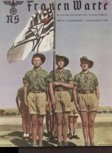 N.S. Frauen-Warte : Zeitschrift der N. S. Frauenschaft, 8.Jahrgang, 2. August 1939, H. 4