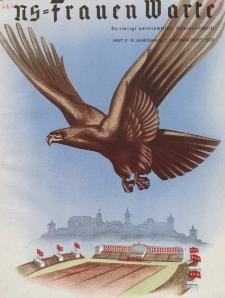 N.S. Frauen-Warte : Zeitschrift der N. S. Frauenschaft, 8.Jahrgang, 1. September 1939, H. 5