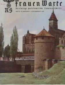 N.S. Frauen-Warte : Zeitschrift der N. S. Frauenschaft, 8.Jahrgang, 2. Oktober 1939, H. 8