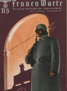 N.S. Frauen-Warte : Zeitschrift der N. S. Frauenschaft, 8.Jahrgang, 1. November 1939, H. 9