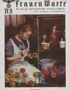N.S. Frauen-Warte : Zeitschrift der N. S. Frauenschaft, 8.Jahrgang, 1. Dezember 1939, H. 11