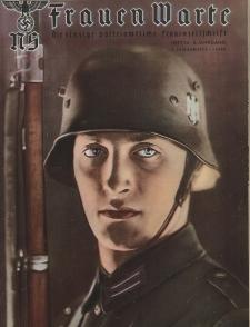 N.S. Frauen-Warte : Zeitschrift der N. S. Frauenschaft, 8.Jahrgang, 2. Januar 1940, H. 14