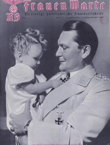 N.S. Frauen-Warte : Zeitschrift der N. S. Frauenschaft, 8.Jahrgang, 2. Februar 1940, H. 16