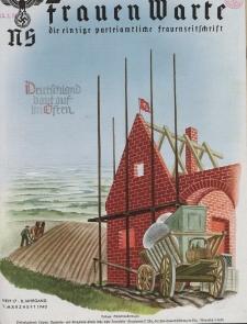 N.S. Frauen-Warte : Zeitschrift der N. S. Frauenschaft, 8.Jahrgang, 1. März 1940, H. 17