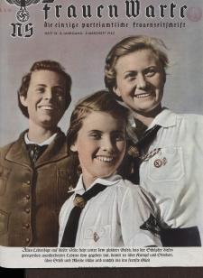N.S. Frauen-Warte : Zeitschrift der N. S. Frauenschaft, 8.Jahrgang, 2. März 1940, H. 18