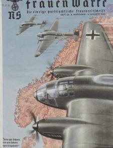 N.S. Frauen-Warte : Zeitschrift der N. S. Frauenschaft, 8.Jahrgang, 2. Juni 1940, H. 24