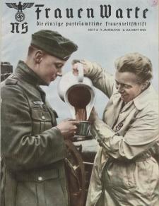 N.S. Frauen-Warte : Zeitschrift der N. S. Frauenschaft, 9.Jahrgang, 2. Juli 1940, H. 2
