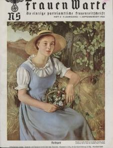 N.S. Frauen-Warte : Zeitschrift der N. S. Frauenschaft, 9.Jahrgang, 1. September 1940, H. 5
