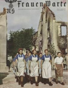 N.S. Frauen-Warte : Zeitschrift der N. S. Frauenschaft, 9.Jahrgang, 2. September 1940, H. 6