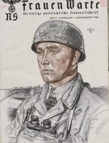 N.S. Frauen-Warte : Zeitschrift der N. S. Frauenschaft, 9.Jahrgang, 1. November 1940, H. 9