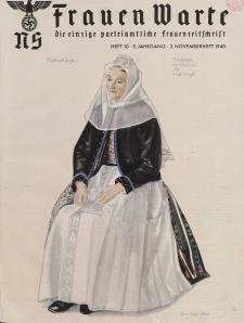 N.S. Frauen-Warte : Zeitschrift der N. S. Frauenschaft, 9.Jahrgang, 2. November 1940, H. 10