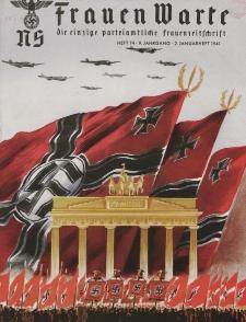 N.S. Frauen-Warte : Zeitschrift der N. S. Frauenschaft, 9.Jahrgang, 2. Januar 1941, H. 14