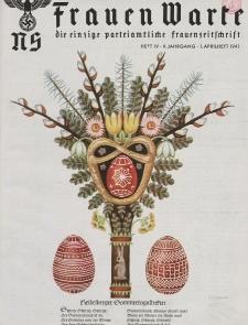 N.S. Frauen-Warte : Zeitschrift der N. S. Frauenschaft, 9.Jahrgang, 1. April 1941, H. 19