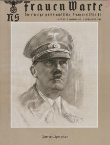 N.S. Frauen-Warte : Zeitschrift der N. S. Frauenschaft, 9.Jahrgang, 2. April 1941, H. 20