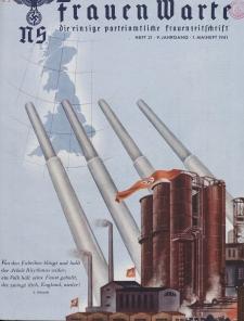 N.S. Frauen-Warte : Zeitschrift der N. S. Frauenschaft, 9.Jahrgang, 1. Mai 1941, H. 21