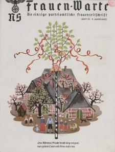 N.S. Frauen-Warte : Zeitschrift der N. S. Frauenschaft, 9.Jahrgang, 1941, H. 23