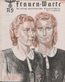 N.S. Frauen-Warte : Zeitschrift der N. S. Frauenschaft, 10.Jahrgang 1942, H. 4