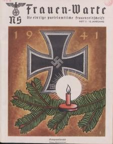 N.S. Frauen-Warte : Zeitschrift der N. S. Frauenschaft, 10.Jahrgang 1942, H. 11