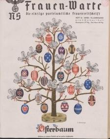N.S. Frauen-Warte : Zeitschrift der N. S. Frauenschaft, 10.Jahrgang, März 1942, H. 16