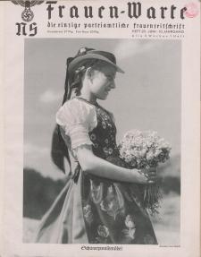 N.S. Frauen-Warte : Zeitschrift der N. S. Frauenschaft, 10.Jahrgang, Juni 1942, H. 20