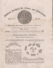 Globus. Illustrierte Zeitschrift für Länder...Bd. XXII, Nr.12, September 1872