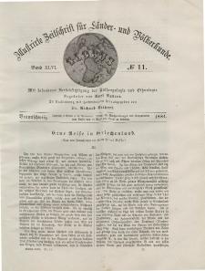 Globus. Illustrierte Zeitschrift für Länder...Bd. XLVI, Nr.11, 1884