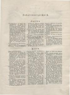 Globus. Illustrierte Zeitschrift für Länder...(Inhaltsverzeichniß), 1885