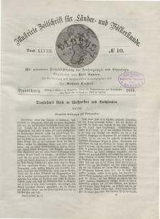 Globus. Illustrierte Zeitschrift für Länder...Bd. XLVIII, Nr.10, 1885