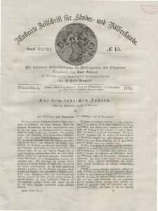 Globus. Illustrierte Zeitschrift für Länder...Bd. XLVIII, Nr.15, 1885