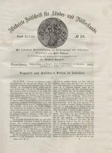 Globus. Illustrierte Zeitschrift für Länder...Bd. XLVIII, Nr.18, 1885