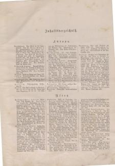 Globus. Illustrierte Zeitschrift für Länder...(Inhaltsverzeichniß), Bd. XXXVIII, 1880