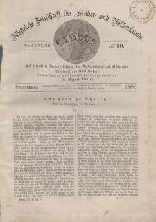 Globus. Illustrierte Zeitschrift für Länder...Bd. XXXVIII, Nr.10, 1880
