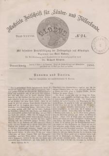 Globus. Illustrierte Zeitschrift für Länder...Bd. XXXVIII, Nr.24, 1880