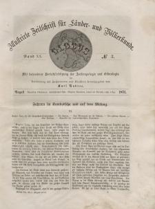 Globus. Illustrierte Zeitschrift für Länder...Bd. XX, Nr.3, 1871