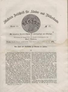 Globus. Illustrierte Zeitschrift für Länder...Bd. XX, Nr.15, 1871