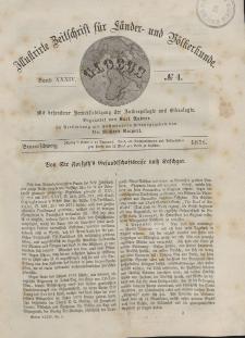 Globus. Illustrierte Zeitschrift für Länder...Bd. XXXIV, Nr.4, 1878