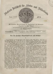 Globus. Illustrierte Zeitschrift für Länder...Bd. XXXIV, Nr.9, 1878