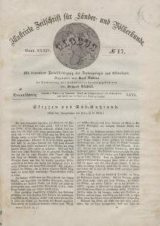 Globus. Illustrierte Zeitschrift für Länder...Bd. XXXIV, Nr.17, 1878