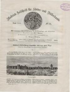 Globus. Illustrierte Zeitschrift für Länder...Bd. XLIII, Nr.11, 1883