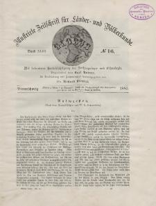 Globus. Illustrierte Zeitschrift für Länder...Bd. XLIII, Nr.16, 1883