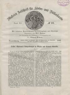 Globus. Illustrierte Zeitschrift für Länder...Bd. XLI, Nr.16, 1882