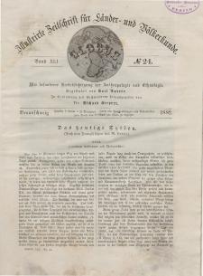 Globus. Illustrierte Zeitschrift für Länder...Bd. XLI, Nr.24, 1882