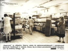 """Supersam"" na Zatorzu w Elblągu"