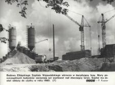 Szpital Wojewódzki w Elblągu - budowa