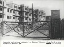 Osiedle mieszkaniowe w Tolkmicku